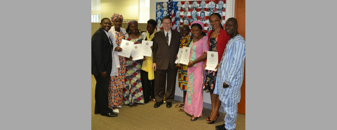 Visit to the U.S. Empowers Cameroonian Female Journalists
